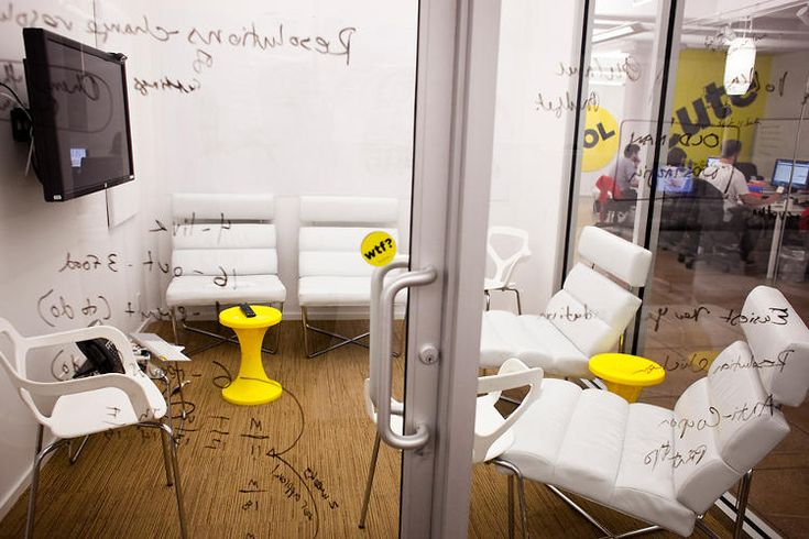6 | 19 Photos Of BuzzFeed's Offices And 4 Things That Drive BuzzFeed's Culture Of Win | Co.Create | creativity + culture + commerce