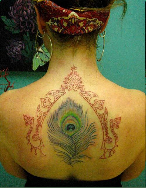 hippie tattoo tumblr tattoos pinterest feathers nice and earrings. Black Bedroom Furniture Sets. Home Design Ideas