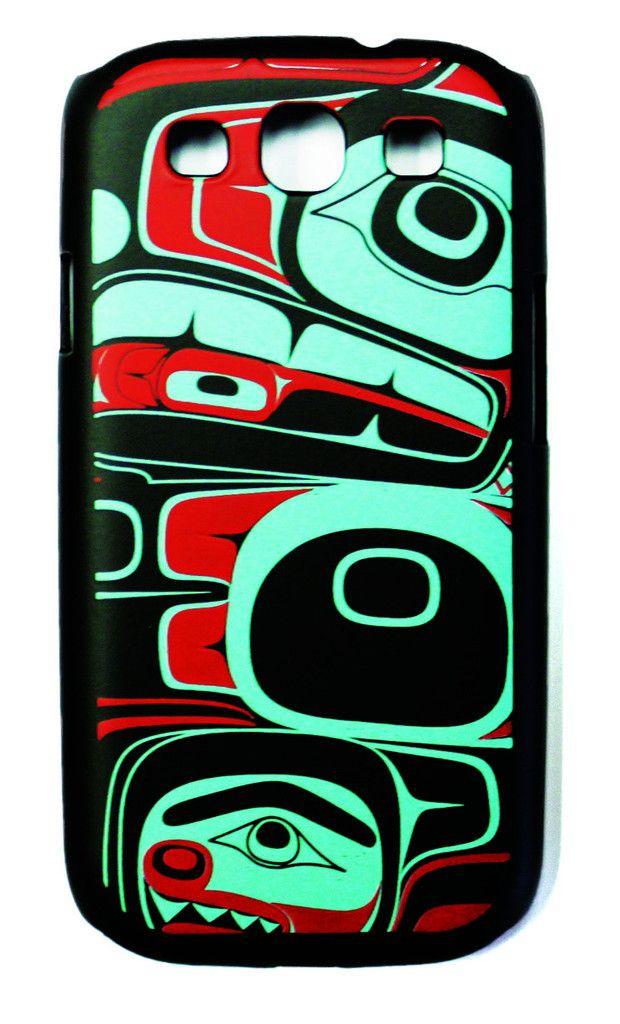 Galaxy S3 Case - Blue Mountain Hawk by Allan Weir D