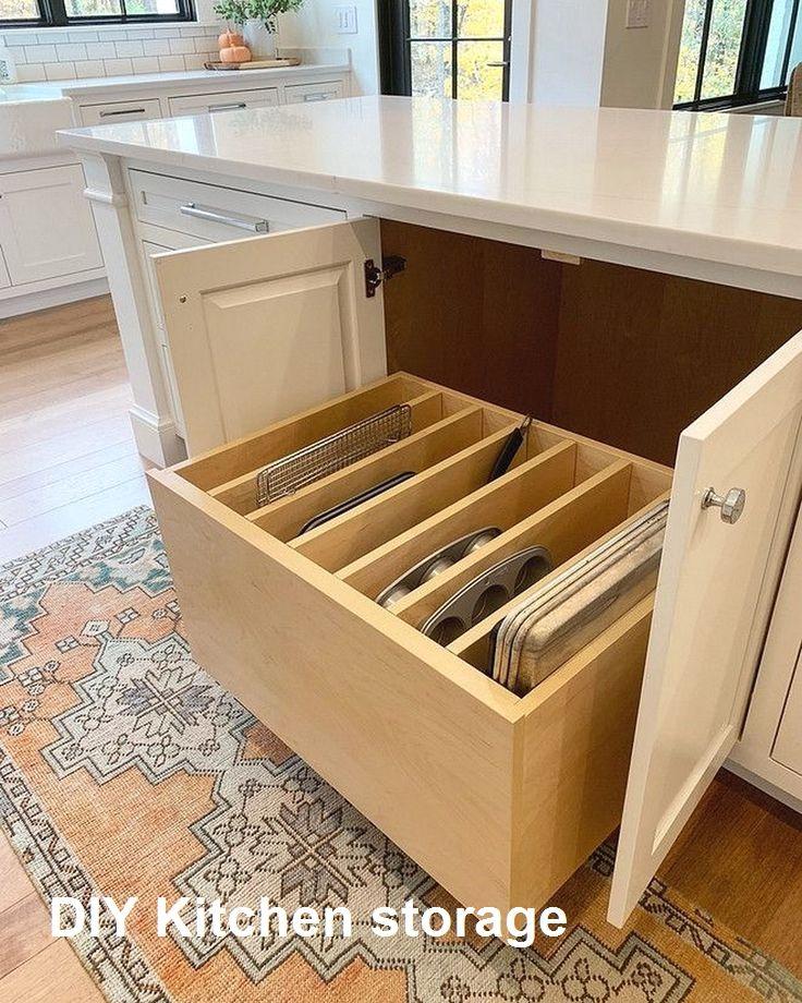 Pin On Fantastic Kitchen Storage Diy