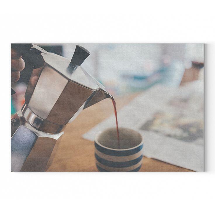 Kávé és újság