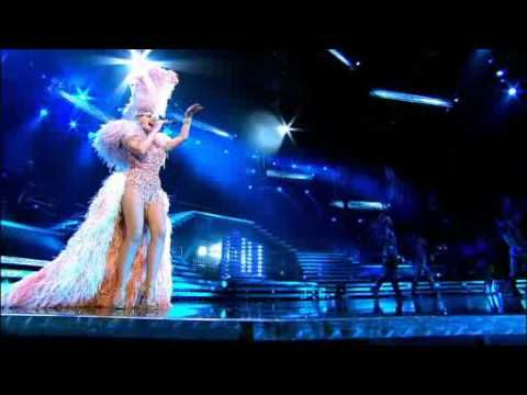 Kylie Minogue - In Your Eyes [Showgirl Homecoming Tour] - YouTube