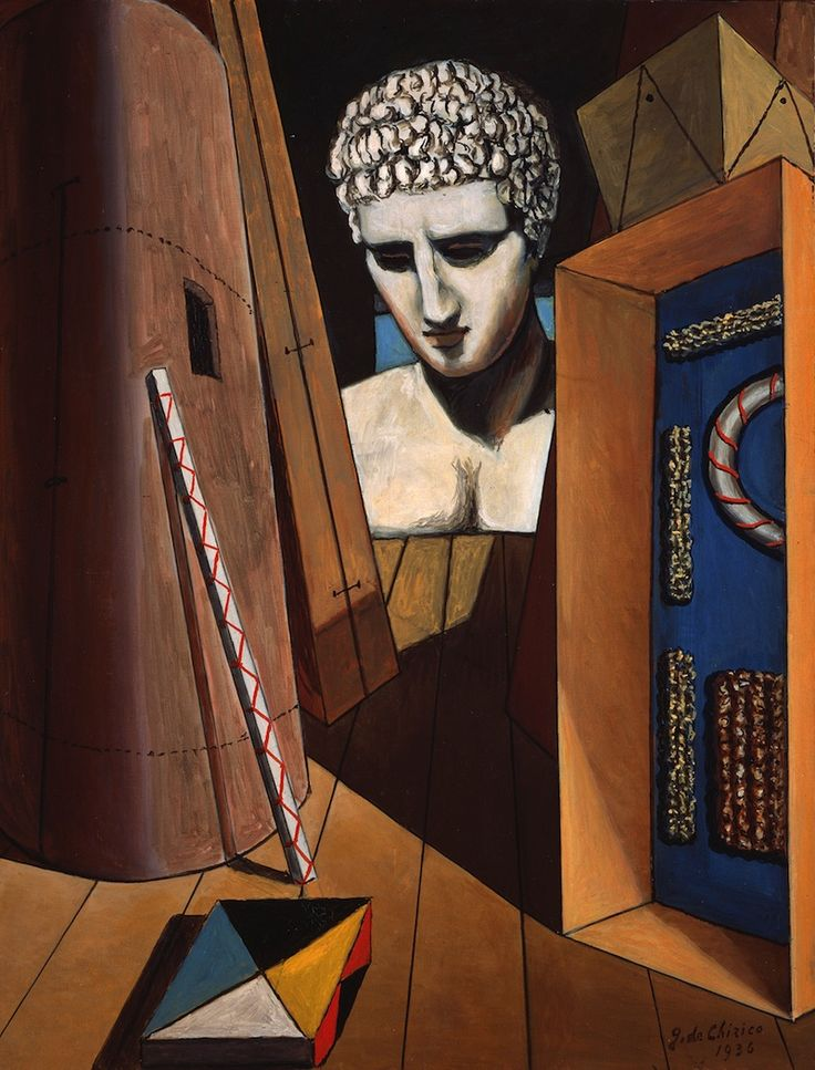 Giorgio de Chirico: 'The Enigma of the World'