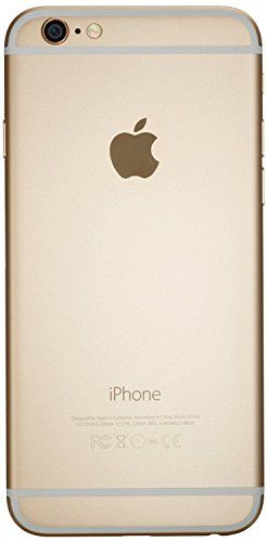 Apple iPhone 6 128GB Factory Unlocked GSM 4G LTE Smartphone, Gold (Certified Refurbished) #electronic #sale  http://www.allelectronicstore.com/apple-iphone-6-128gb-factory-unlocked-gsm-4g-lte-smartphone-gold-certified-refurbished/  What's in the box: Certified Refurbished iPhone 6 Gold 64GB Unlocked , USB Cable/Adapter. Comes in a Generic Box with a 90 days Limited Warranty. This Certified Refurbished product is tested and certified to look and work like new, with limited to no wea..
