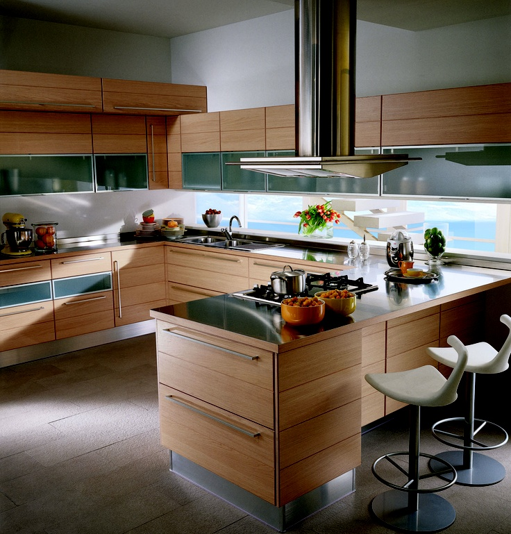 Play: kitchens by Scavolini | A rational and trendy kitchen