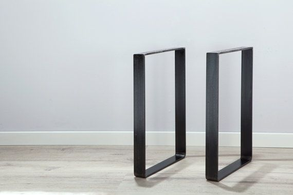 raw steel legs for stool/table/bench