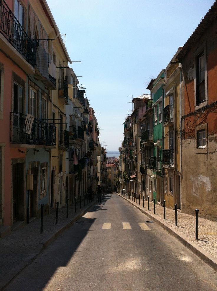Lisbonne - streetview
