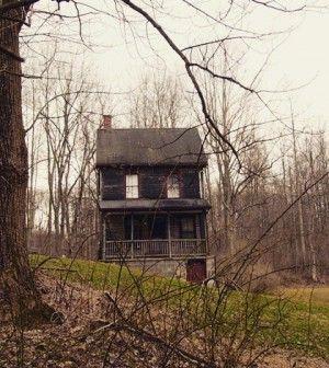 Hex Murder: Pow-Wow Witchcraft in York County, Pennsylvania.   The Nelson Rehmeyer hex murder house.