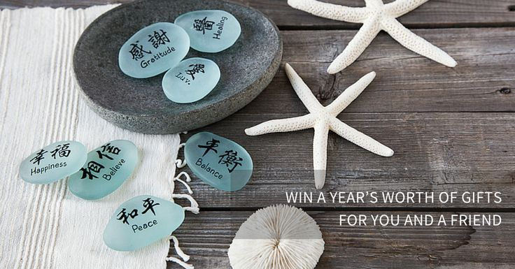 Win a Year's Worth of Gifts for You and a Friend [$1600 Value]