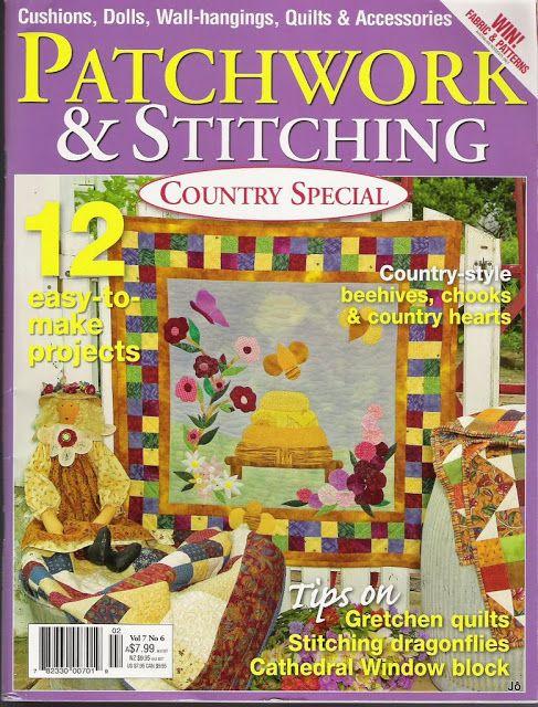 Patchwork & Stitching 7-6 - Jôarte arquivo - Picasa Albums Web