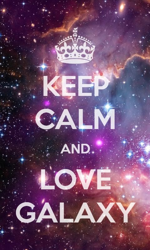 17 best images about galaxia on pinterest infinity love - Make your own keep calm wallpaper free ...