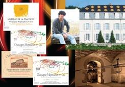 Chateau de la Maltroye Burgundy Dinner 2007-2010 at Estivo | Kew, VIC