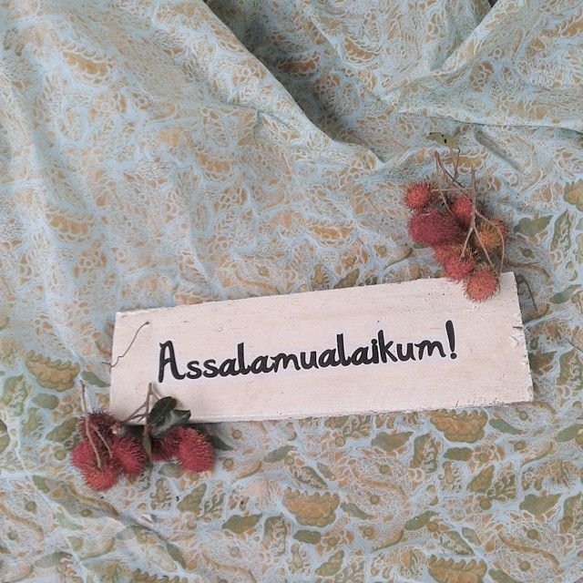 Instagram media by deatmobatik - Assalamualaikum cantik... ^_^ #salam #uploadkompakan #upload #hijab #tudung #abaya #gamis #scarf #moslem #photooftheday #quotes #words #deatmo #photograph #pastel #batikindonesia