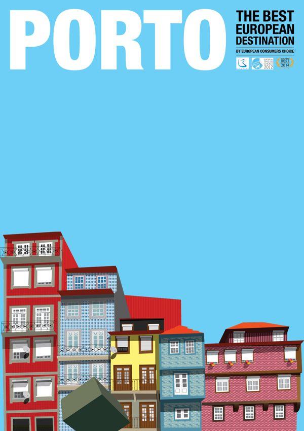 PORTO The Best European Destination II on Behance