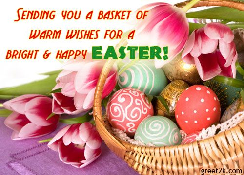 Short Easter Love Quotes for Him and Her - Happy Easter Day 2016