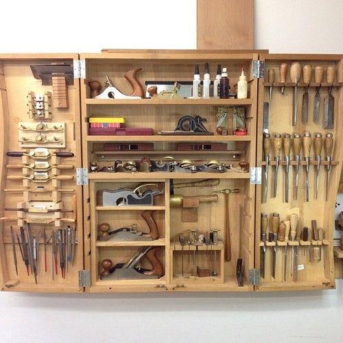 Innovative Hand Tool Cabinet  McGlynn On Making