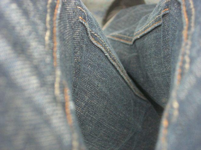 comment enlever des taches de graisse sur son jean. Black Bedroom Furniture Sets. Home Design Ideas
