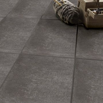 24 best images about carrelage on pinterest antiques for Carrelage 45x45 gris anthracite