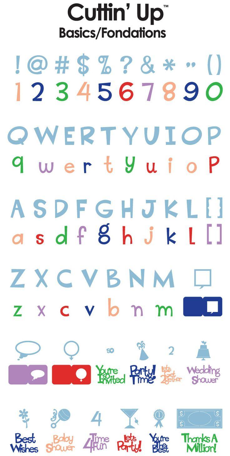 7 best cricut cuttin 39 up images on pinterest cricut for Cricut craft room fonts