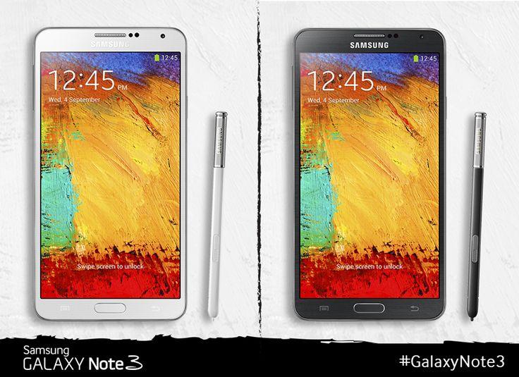 Teknolijinin Samsung renkleri …   Beyazın duruluğu mu, Siyahın asilliği mi ? Siz hangisini tercih edersiniz ? #GalaxyNote3   Satış fiyatı 2.200 TL   Ön sipariş alınmaya başlanmıştır   Teslim tarihi: 1 Ekim   Türkiye'de ilk kez Arya Elektronik'te !