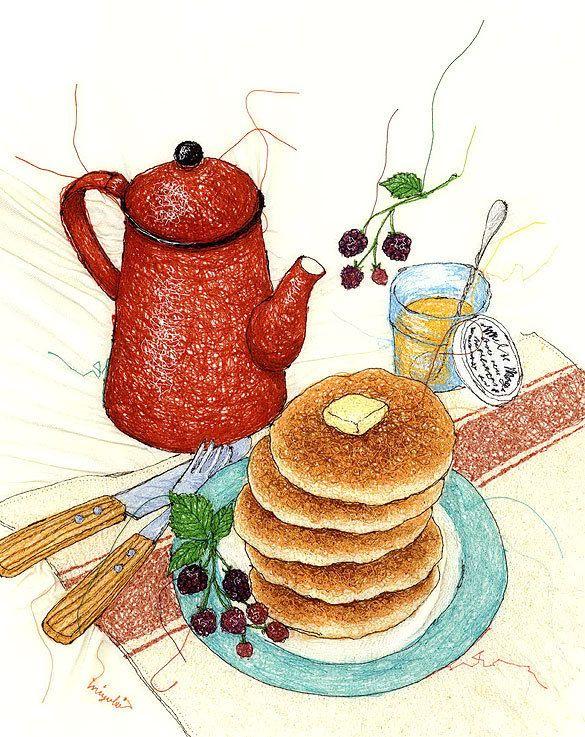 Miyuki Sakai : Pancake