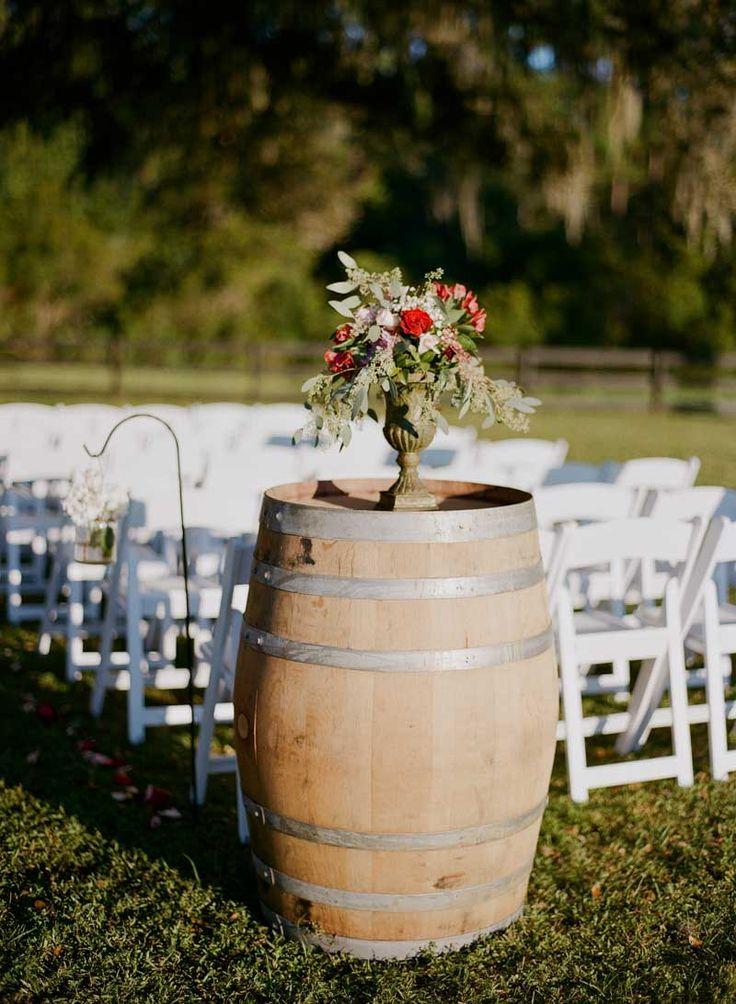 Barrington Hill Farm Wedding, Photo: The Ganeys, Central Florida Wedding Blog, Orange Blossom Bride, www.orangeblossombride.com