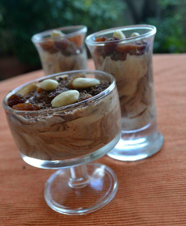 Μousse ταχίνι με σοκολάτα! | Sokolatomania.gr, Οι πιο πετυχημένες συνταγές για οσους λατρεύουν την σοκολάτα και τις γλυκές γεύσεις.