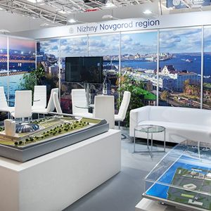 In Germany, from 4 to 6 October, there was an exhibition Exporeal 2015. Our company organized the construction of exhibition stands at the exhibition of the following companies: 1)Nizhny Novgorod