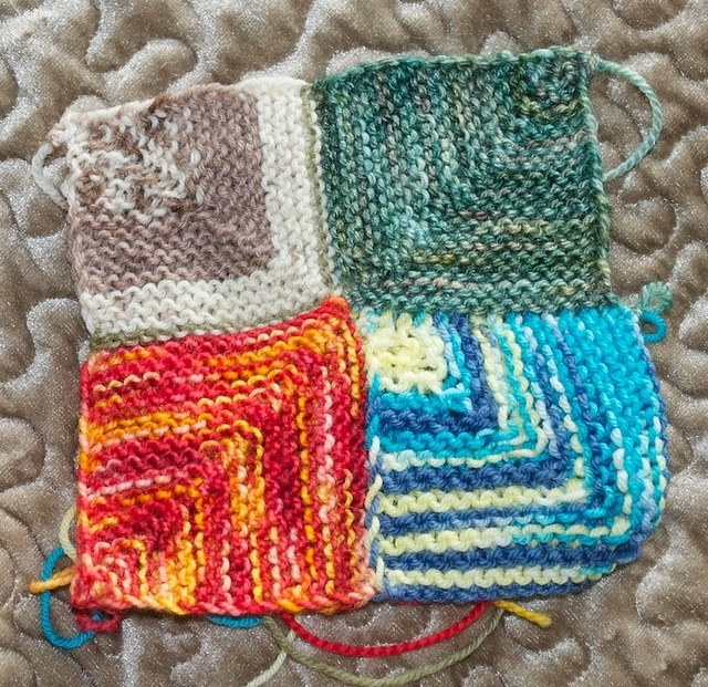 78+ images about Knitting Blocks & Squares and Hexagons on ...
