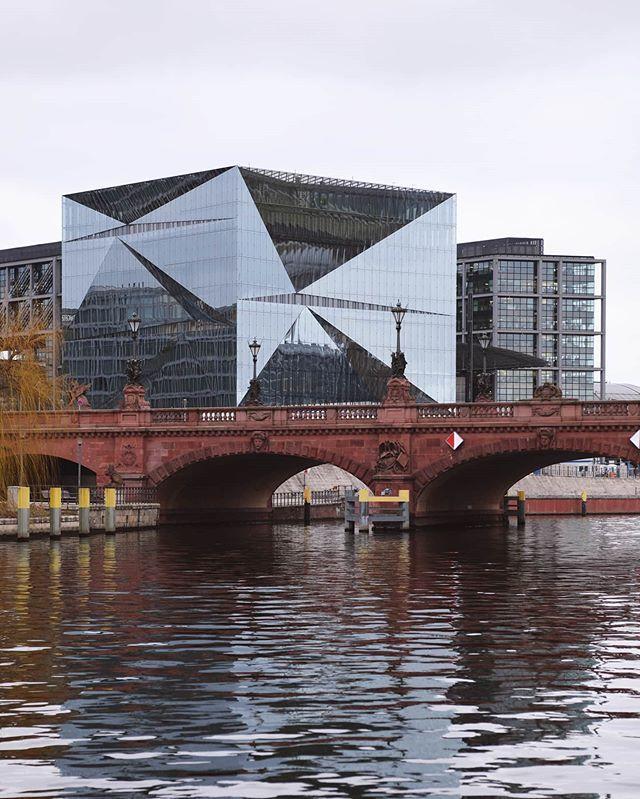 The Cube, Washingtonplatz Hbf In 2020