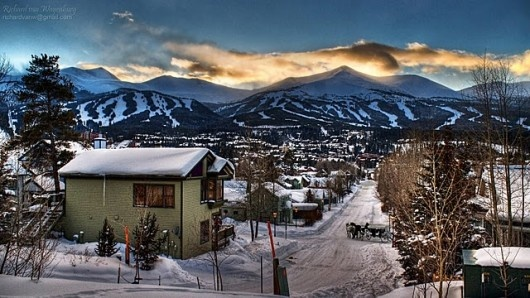 Breckenridge poker ride