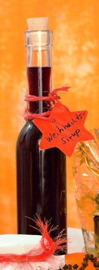 Weihnachtssirup Rezept | Dr. Oetker