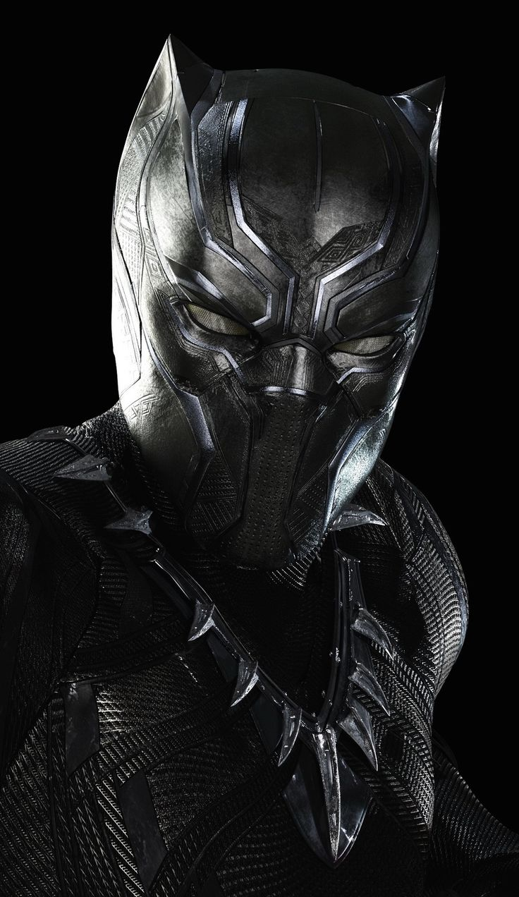 look at all the details in this high-res photo of Black Panther Captain America Civil War