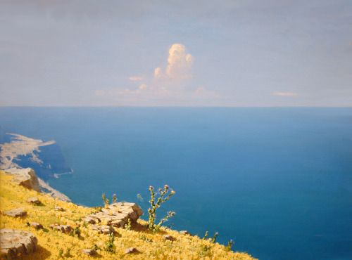 The Sea, The Crimea - Arkhip Kuindzhi, 1908
