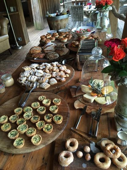 Tasty treats in abundance at Summerfields Deli!