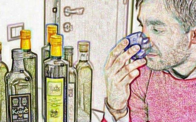 I tre sensi nella valutazione dell'olio vergine di oliva #paneltest #olio #sensi