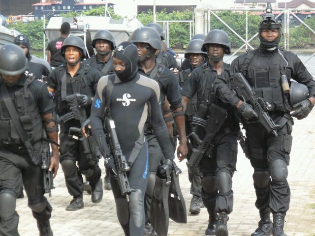 Nigerian Navy Special Forces
