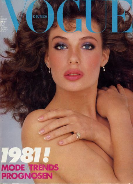 Vogue / Kelly LeBrock