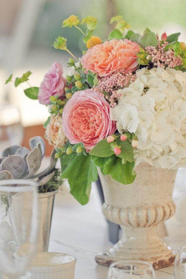 spring color arrangement