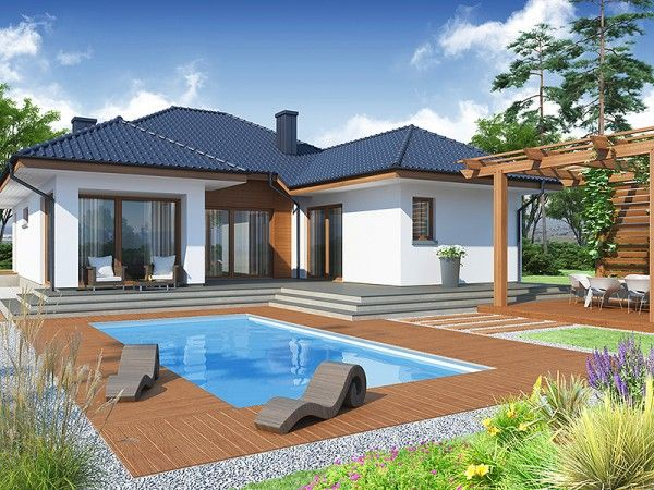 One Storey Family Home with Detailed Plan 2
