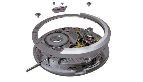 Watchmaker - Szerkezetkatalógus