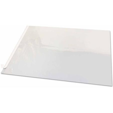 """Artistic 21"""" x 17"""" Second Sight Clear Plastic Hinged Desk Protector"""