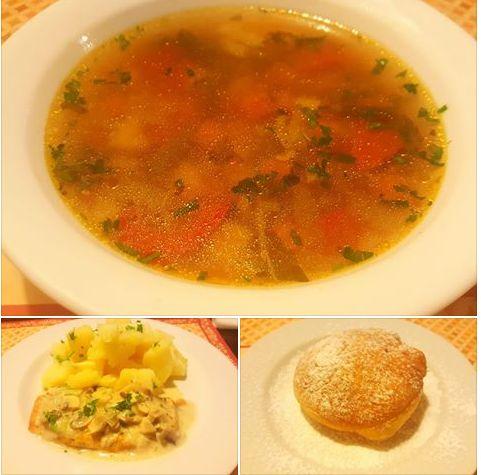 Restaurant Casa Iosefin Timisoara: Meniu Zilei 23.10