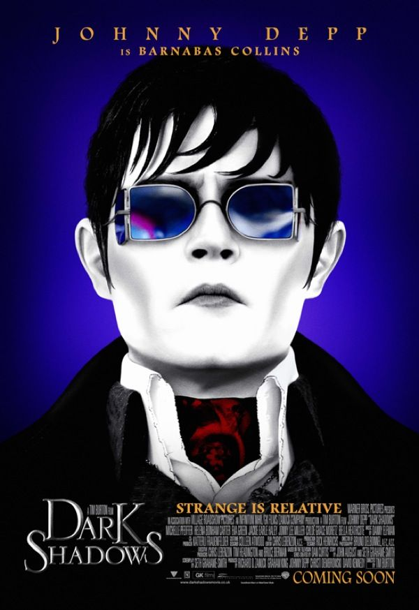 Dark Shadows. Johnny