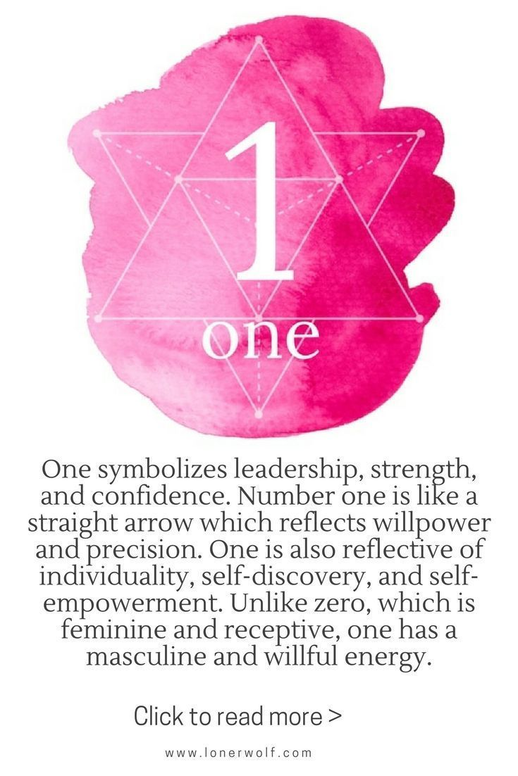 The 1035 best numerology images on pinterest the mystical meaning of number 1 strength leadership confidence numerology fandeluxe Choice Image