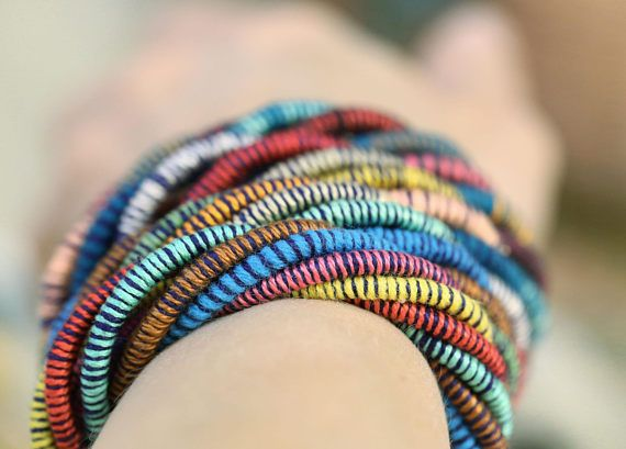 Boho bracelet Hippie bracelet Tribal bracelet Ethnic bracelet