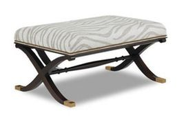 Celia Bench   Alexa Hampton For Kravet Collections    Transitional, Upholstery  Fabric, Bench by Boston Design Center Bdc