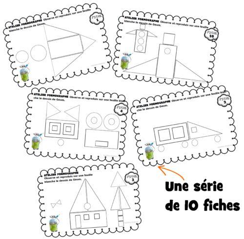 Atelier formographe - Géométrie