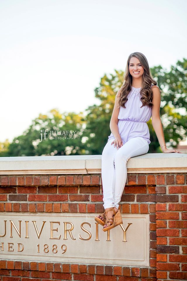 Clemson Graduation Senior pictures