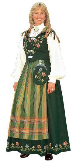Nordlandsbunad Dame  #bunad #dame #women